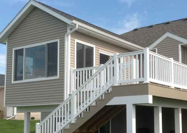 This Home Expansion Type Refers To Adding A Room From The Ground Up. These  Additions Are Typically Attached At The Side Or Back Of The Home.